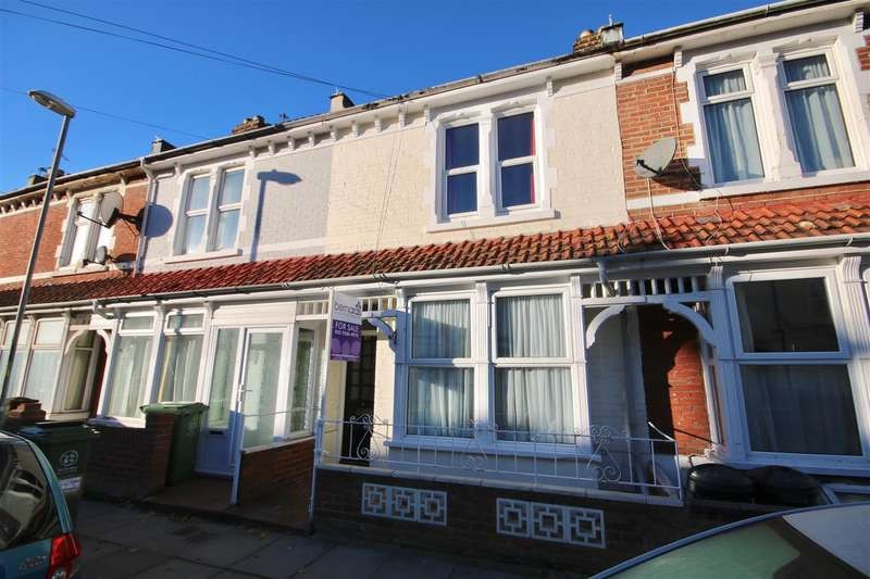 3 Bedrooms Terraced House for sale in St. Augustine Road, SOUTHSEA, Portsmouth, Hampshire