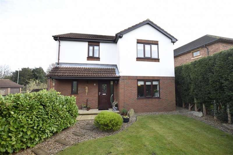 4 Bedrooms Detached House for sale in Malt Kiln Croft, Sandal, WAKEFIELD, WF2