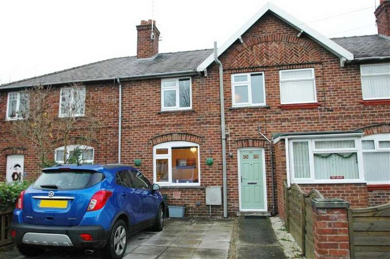 3 Bedrooms Terraced House for sale in Appleyards Lane, Handbridge, Chester