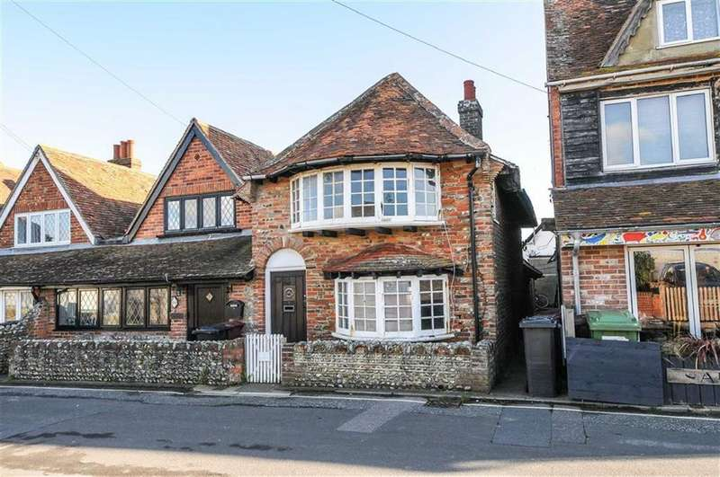 2 Bedrooms Cottage House for sale in Shore Road, East Wittering, West Sussex