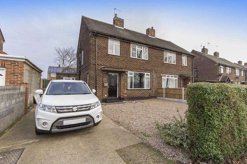 3 Bedrooms Semi Detached House for sale in NOTTINGHAM ROAD, SPONDON