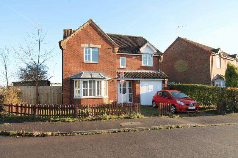 5 Bedrooms Detached House for sale in Casswell Drive, Quadring