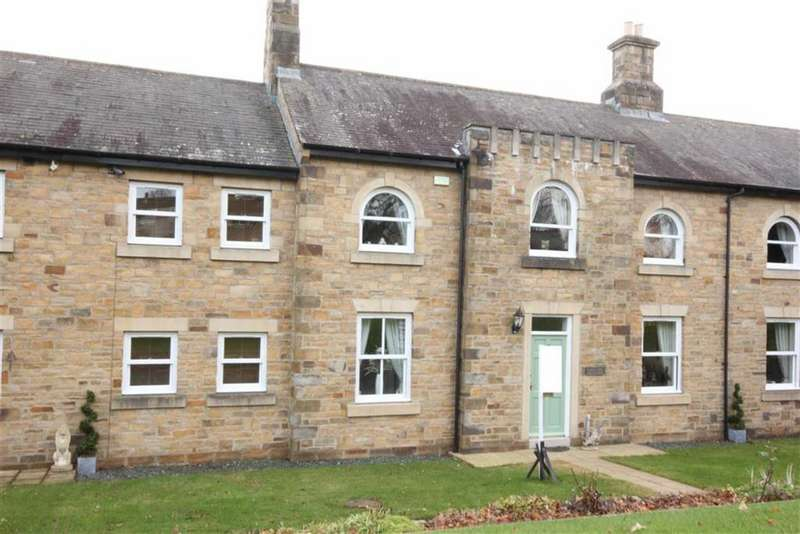 5 Bedrooms Terraced House for sale in Dresser Close, Richmond, North Yorkshire