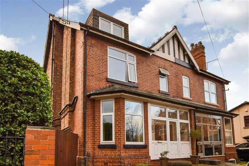 5 Bedrooms Semi Detached House for sale in Cheriton Avenue, Sale, M33