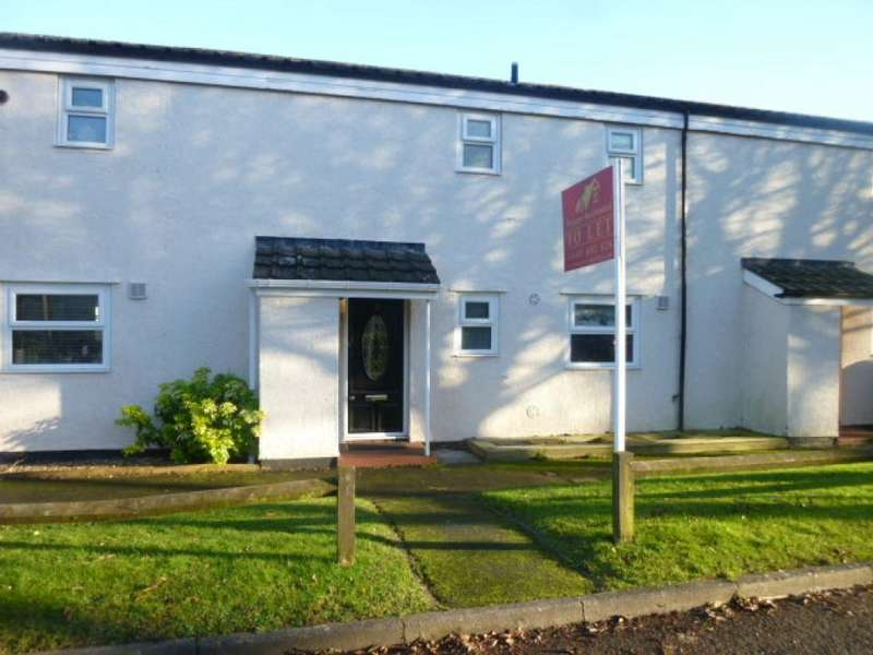 3 Bedrooms Terraced House for rent in Elworthy Road, Longhoughton, Northumberland, NE66