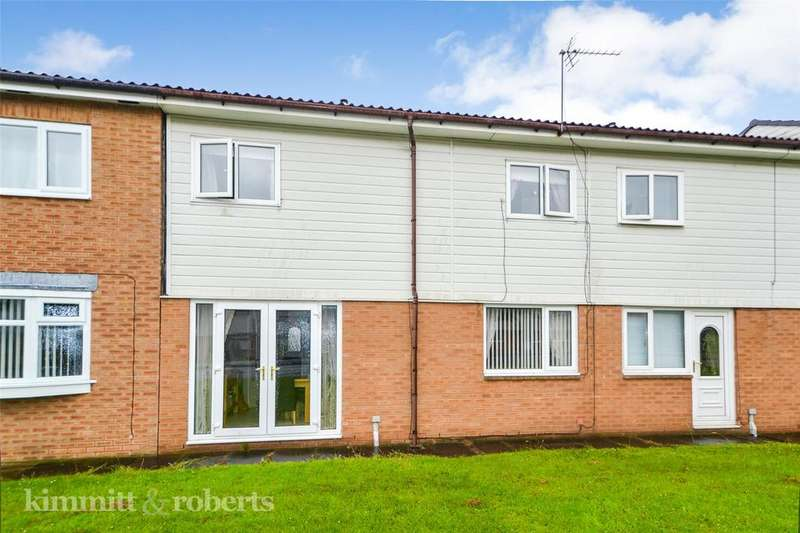 3 Bedrooms Terraced House for sale in Cleveland Place, Peterlee, Co.Durham, SR8