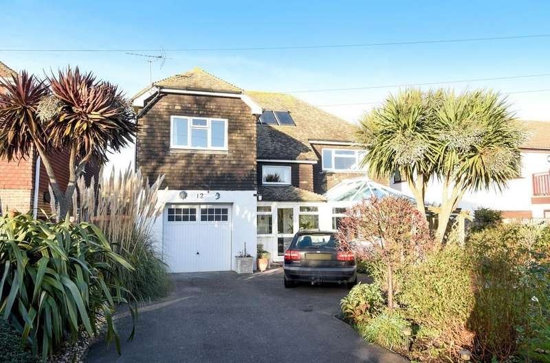 4 Bedrooms Detached House for sale in Sea Drive, Felpham, Bognor Regis, PO22