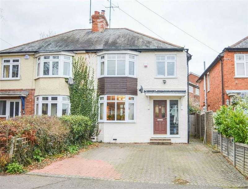 3 Bedrooms Semi Detached House for sale in Elm Road, BISHOP'S STORTFORD, Hertfordshire