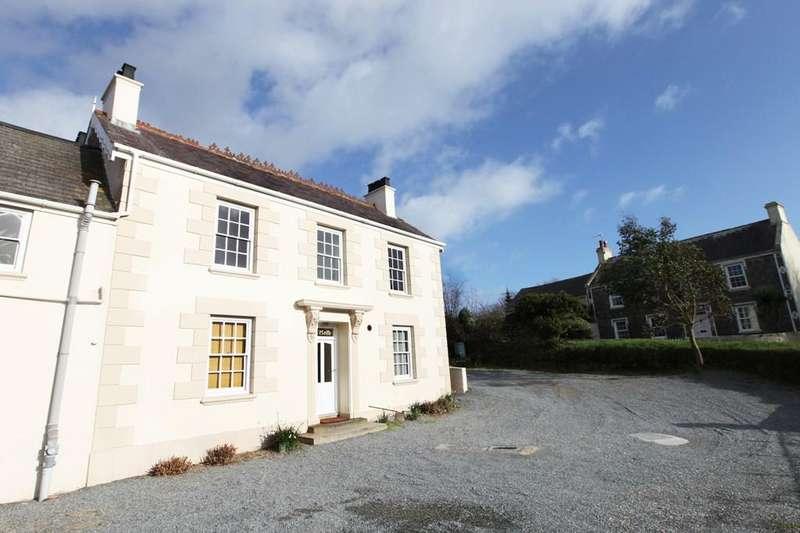 2 Bedrooms Flat for sale in Rue De La Belle, Torteval, Guernsey