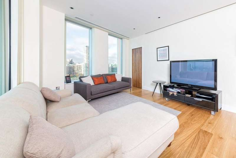 3 Bedrooms Apartment Flat for sale in Arora Tower, Waterview Drive, SE10