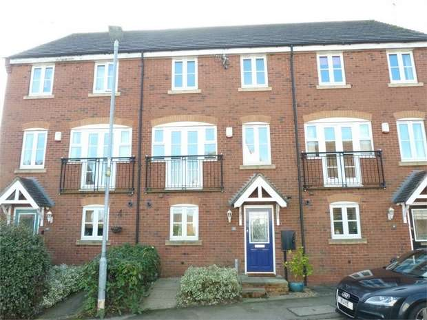 4 Bedrooms Terraced House for sale in Ullesthorpe