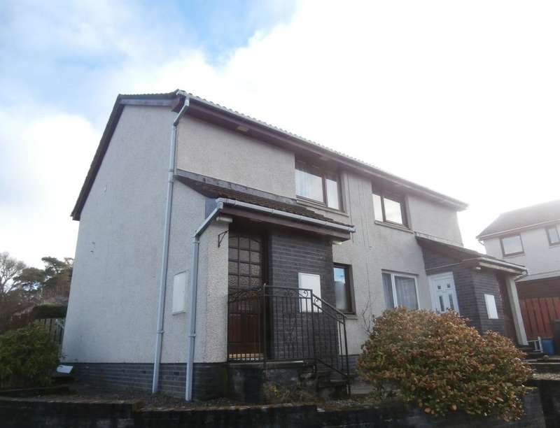 1 Bedroom Flat for rent in Ardness Place, Inverness, IV2