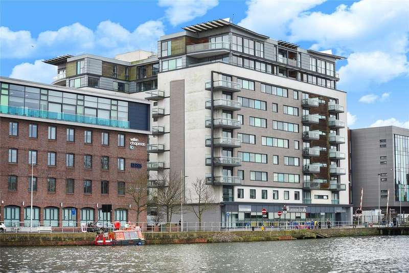 1 Bedroom Flat for sale in Witham Wharf, Brayford Street, LN5
