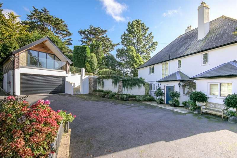 5 Bedrooms Detached House for sale in Beadon Road, Salcombe, TQ8