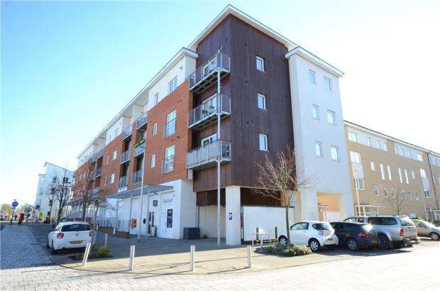 Apartment Flat for sale in Tean House, Havergate Way, Reading