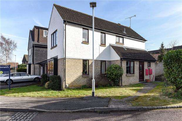 3 Bedrooms Link Detached House for sale in Swift Close, Wokingham, Berkshire