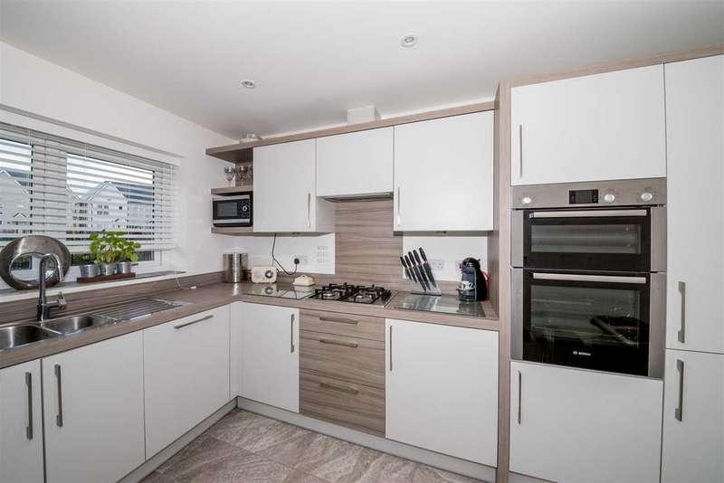 2 Bedrooms Terraced House for sale in Kings Way, Folkestone