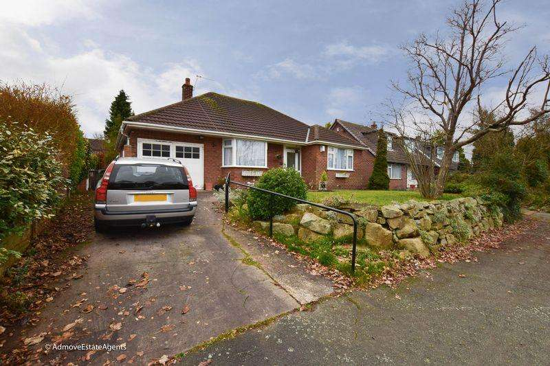 3 Bedrooms Detached Bungalow for sale in Woodland Avenue, Lymm