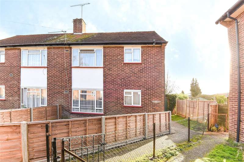 1 Bedroom Maisonette Flat for sale in St. David Close, Uxbridge, Middlesex, UB8