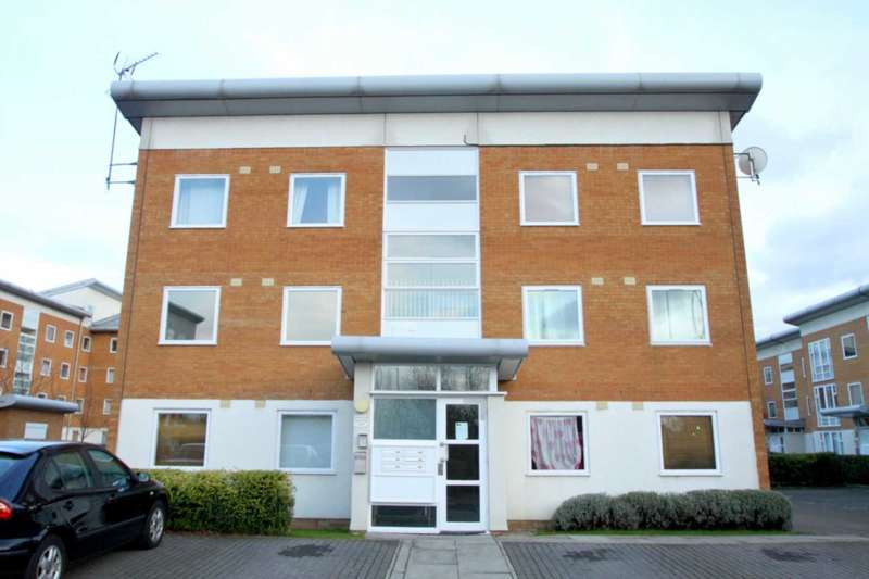 2 Bedrooms Apartment Flat for sale in Felixstowe Court, London
