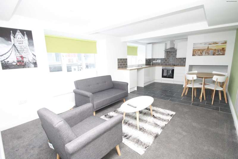1 Bedroom Apartment Flat for sale in Montagu Street, Kettering