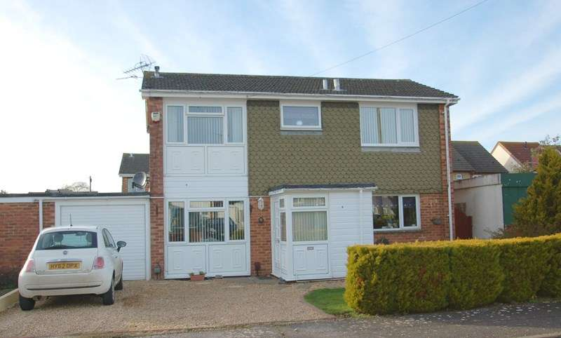 4 Bedrooms Detached House for sale in Wilton Close, Gosport