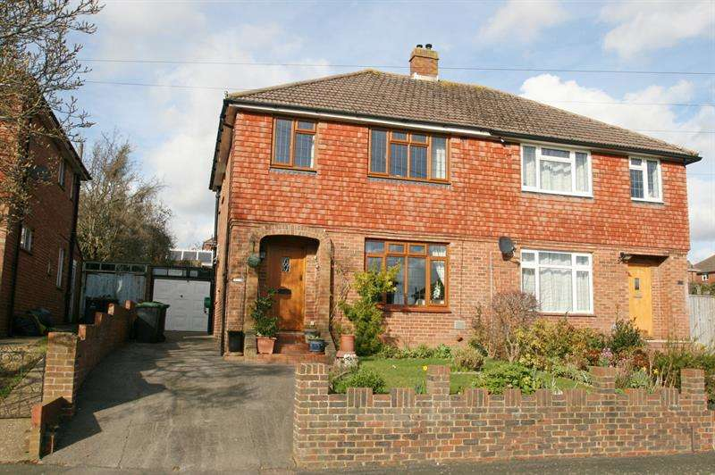 3 Bedrooms Semi Detached House for sale in Penk Ridge, Havant