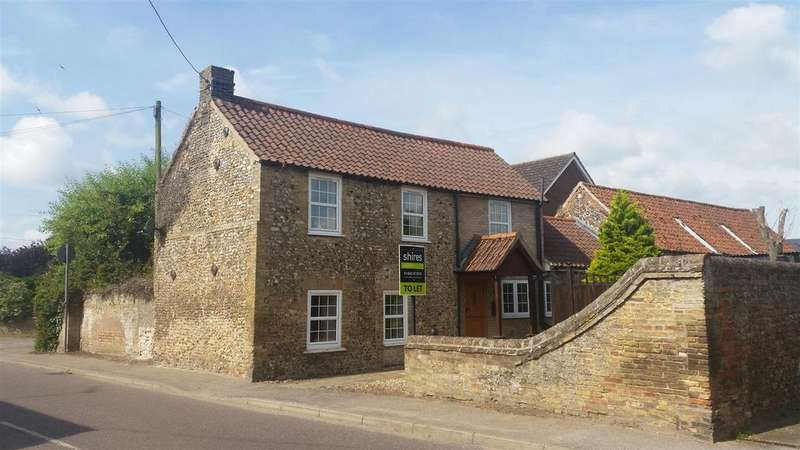 3 Bedrooms House for rent in Oak Street, Feltwell