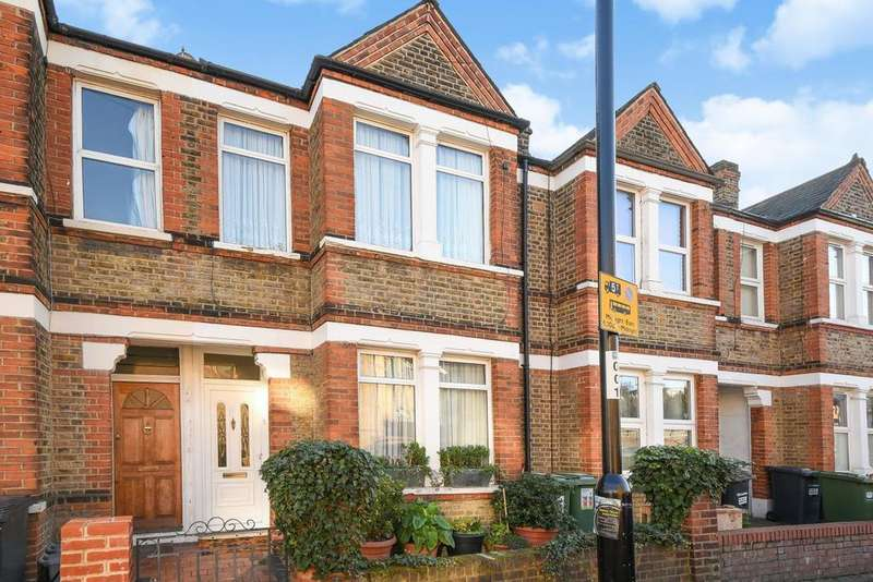 2 Bedrooms Terraced House for sale in Revelon Road, Brockley