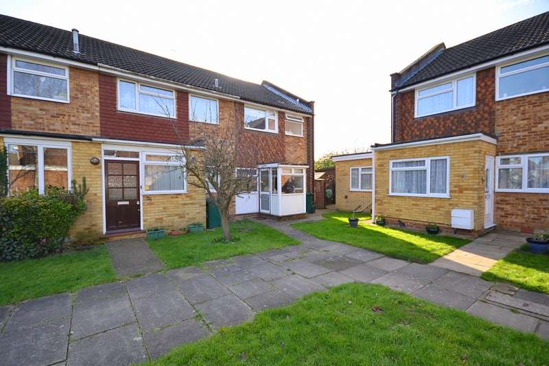 2 Bedrooms End Of Terrace House for sale in Upper Halliford