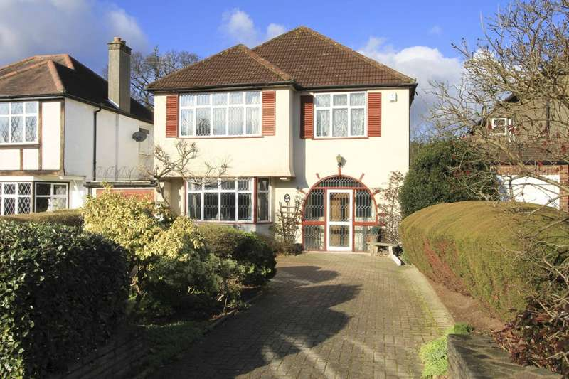 4 Bedrooms Detached House for sale in Evelyn Avenue, Ruislip