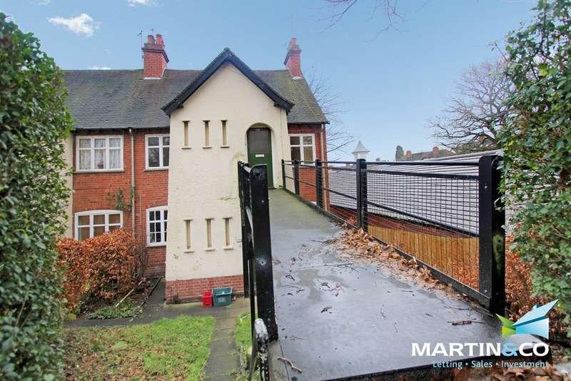 2 Bedrooms Maisonette Flat for sale in Ravenhurst Road, Harborne, B17