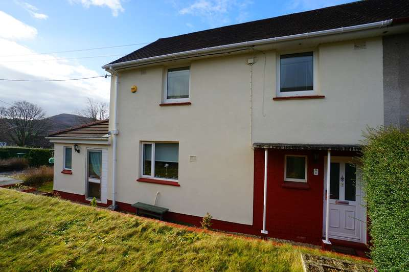 3 Bedrooms Semi Detached House for sale in Machen Close, Risca, Newport, NP11