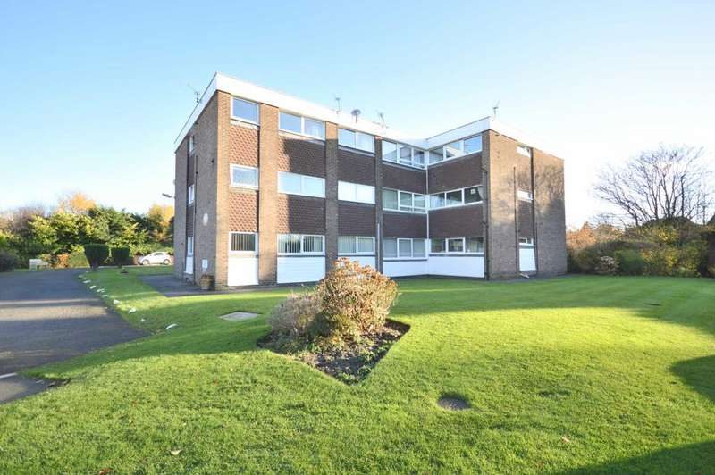 2 Bedrooms Flat for sale in ROSSALL DRIVE, Bramhall