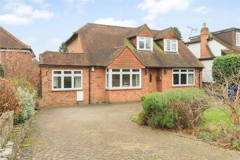 4 Bedrooms Detached House for sale in Nortoft Road, Chalfont St Peter, Buckinghamshire