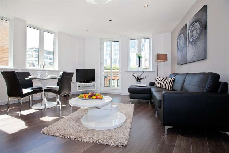 2 Bedrooms Apartment Flat for rent in One Whites Row, White's Row, Liverpool Street, London, E1