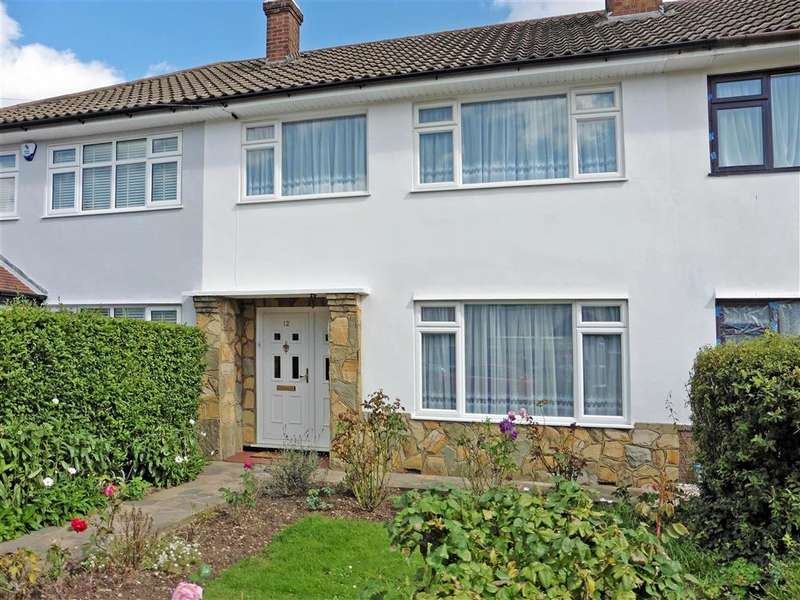 3 Bedrooms Terraced House for sale in Dury Falls Close, , Hornchurch, Essex