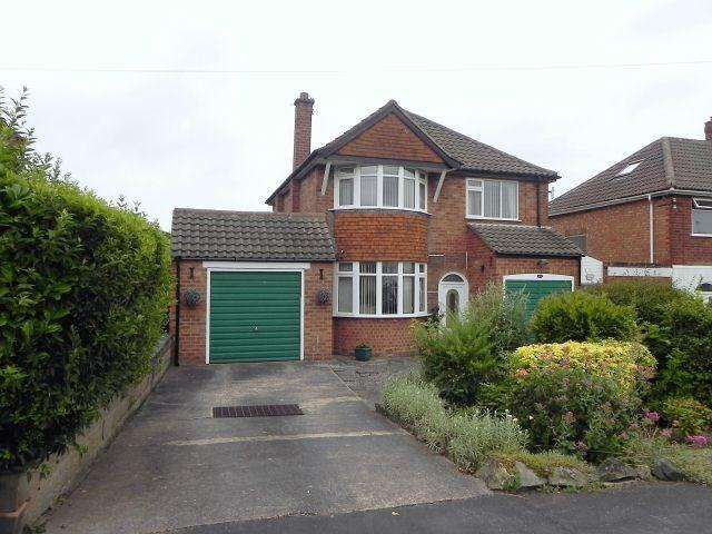 3 Bedrooms Detached House for sale in Wimbourne Road, Sutton Coldfield