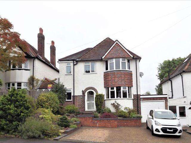 4 Bedrooms Detached House for sale in Fernwood Road, Sutton Coldfield