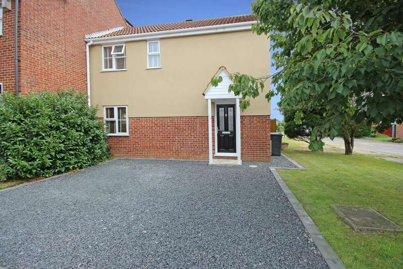 3 Bedrooms End Of Terrace House for sale in Cunningham Rise, CM16