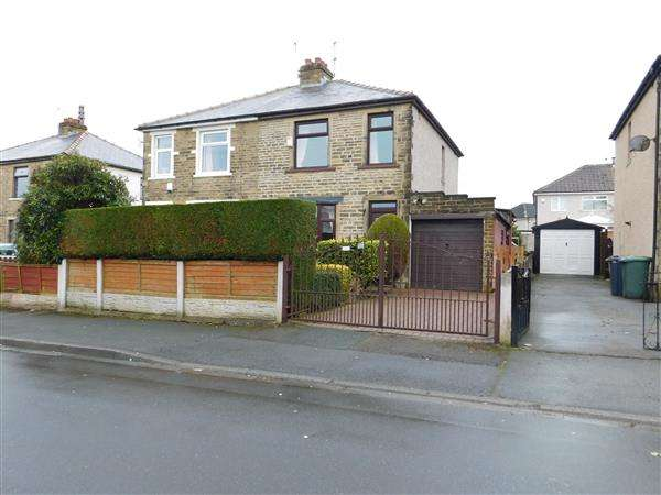2 Bedrooms Semi Detached House for sale in Kenley Mount, Bradford