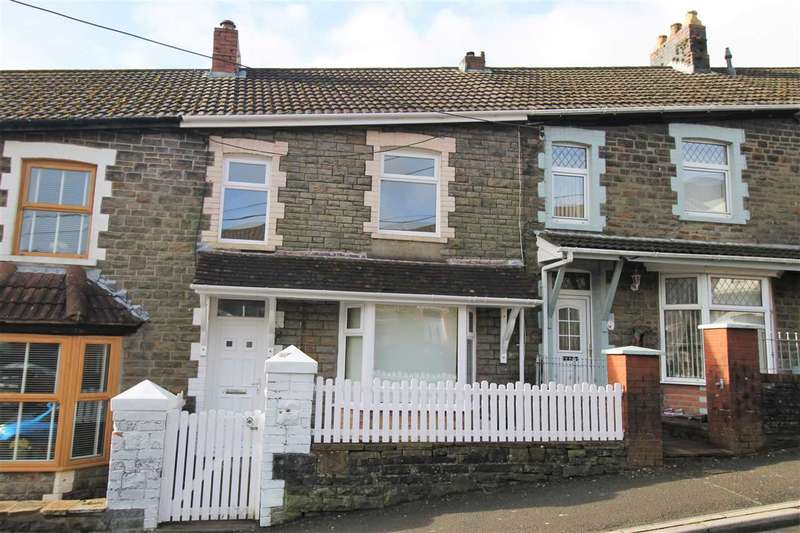3 Bedrooms Terraced House for sale in Coronation Rd, Porth