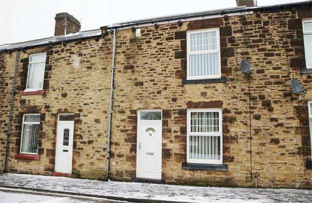 2 Bedrooms Terraced House for sale in West Victoria Street, Consett, Durham