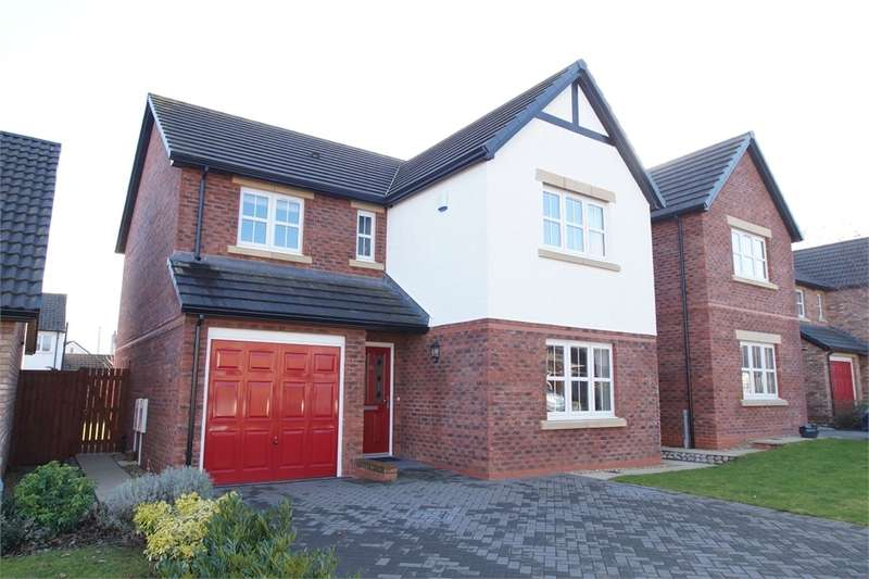 4 Bedrooms Detached House for sale in CA7 9EF Grange Close, Wigton, Cumbria