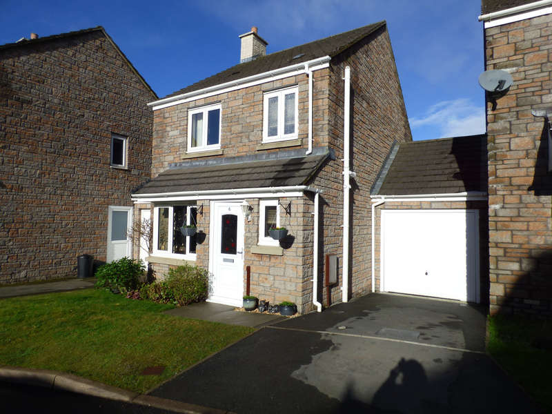 3 Bedrooms Link Detached House for sale in Okehampton