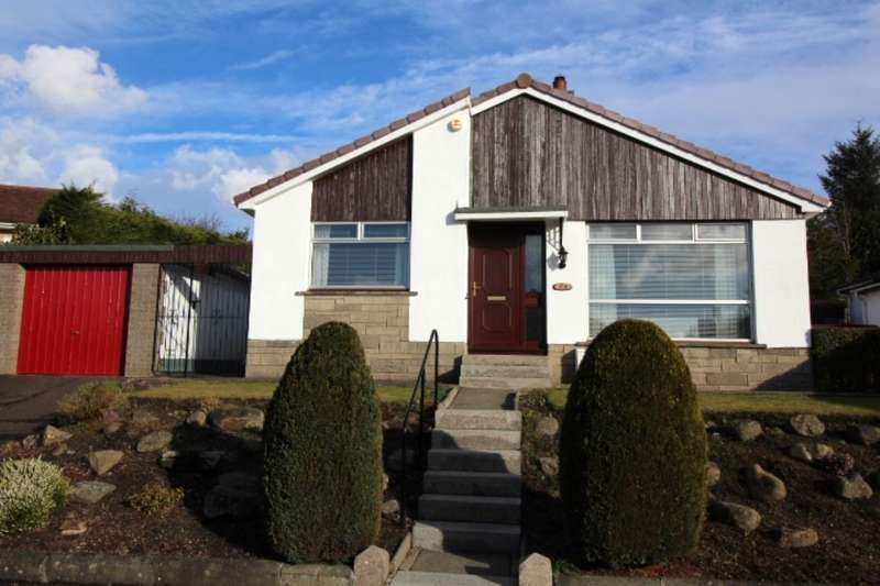 3 Bedrooms Detached Bungalow for sale in Ashley Court, Linlithgow, EH49