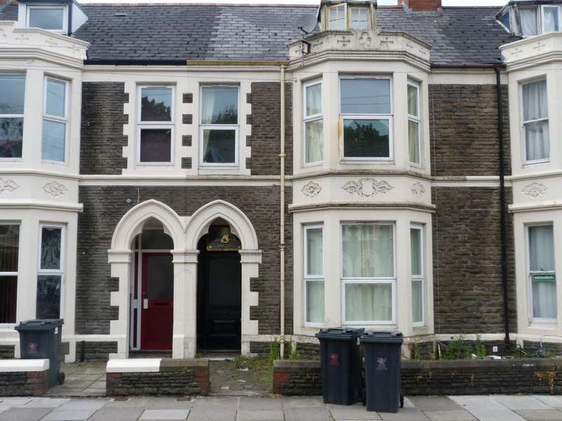 7 Bedrooms House for rent in Colum Road, Cathays, ( 7 Beds )