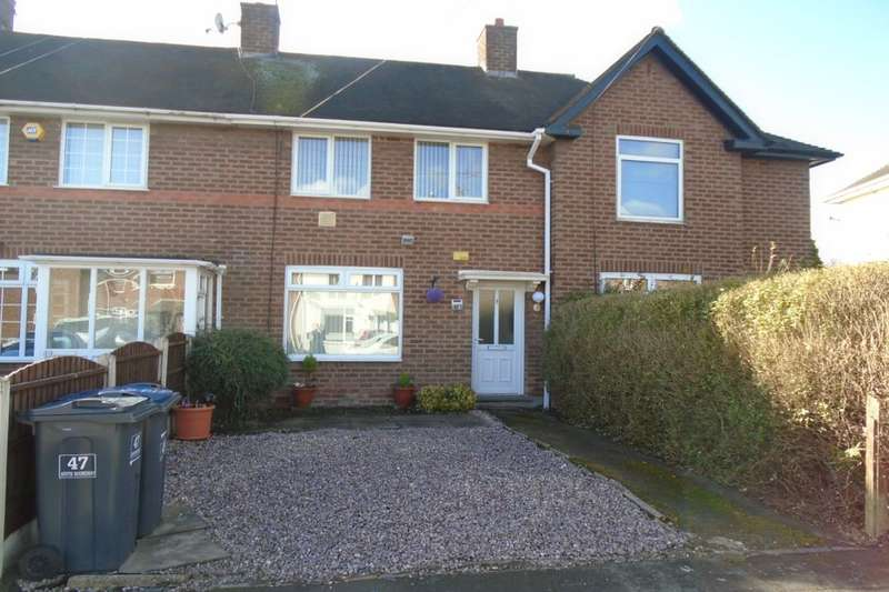 3 Bedrooms Semi Detached House for rent in South Roundhay, Birmingham, B33