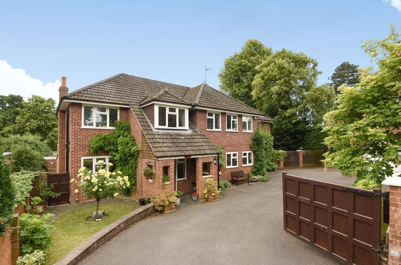 6 Bedrooms Detached House for sale in Caversham Heights