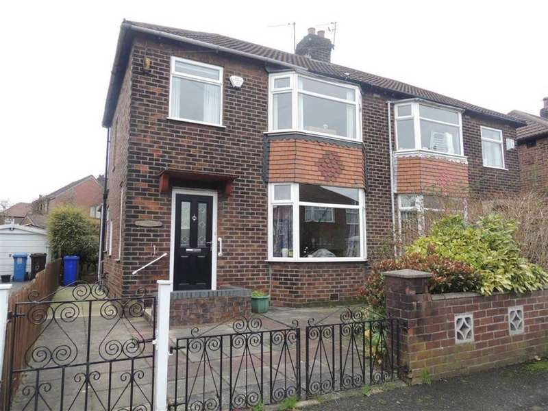 3 Bedrooms Semi Detached House for sale in Westbourne Road, Denton, Manchester